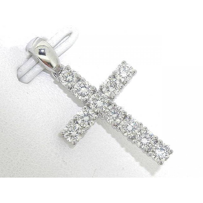 Diamond Corss Pendant