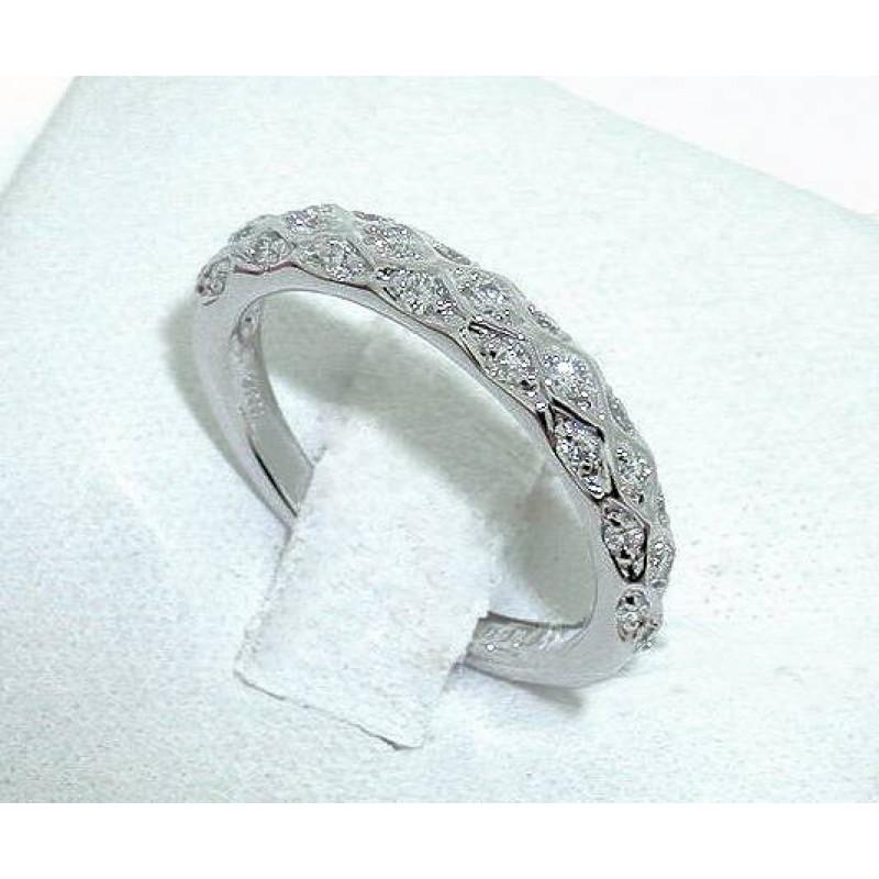 Round Diamond Bridal Ring