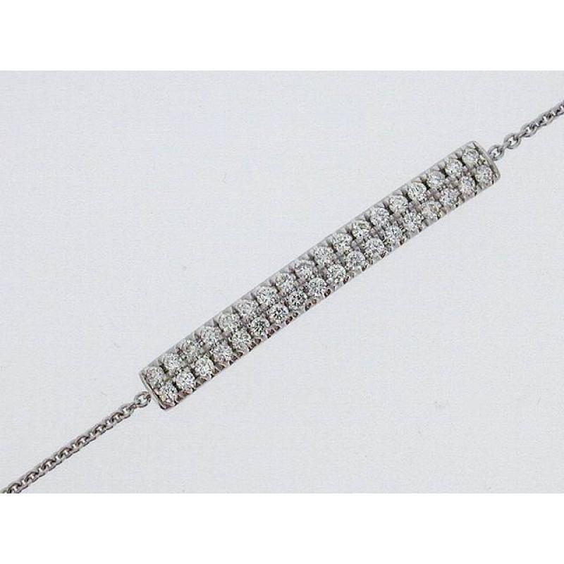 Round Diamond Bracelet